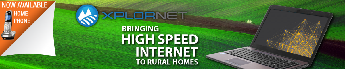 Bringing internet to Rural Homes